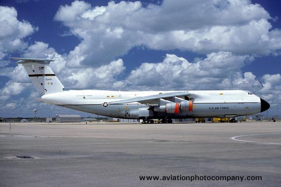 The Aviation Photo Company: C-5 Galaxy (Lockheed) &emdash; USAF 436 MAW Lockheed C-5A 70-0455 (1977)
