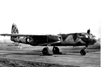 Captured German Air Force Arado Ar234B-2 AM-226
