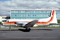 Air Inuit Hawker Siddeley HS748 C-FDOX (2000)