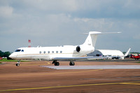 USAF 89 AW 99 AS Gulfstream C-37A 97-0401 at RIAT Fairford (2012)