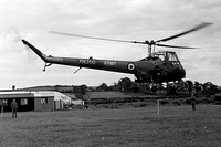 Army Air Corps Saro Skeeter AOP.12 XN350