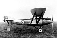 RAF Fairey Fox I J8427