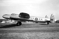 RAF Avro Lancastrian VM732 with jet engines