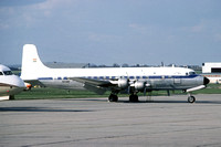 Niger Government Douglas DC-7 5U-AAF (1979)