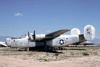 Consolidated B-24J Liberator 44-44175 at Pima County Museum (1975)