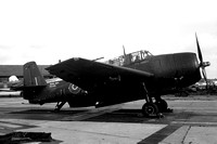 Royal Aircraft Establishment Grumman Avenger AS.3 KE446 (1950)