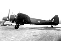 RAF Bristol Bisley AD657 with no upper turret