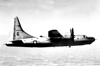 USAAF Consolidated B-32 Dominator 42-108476 Air to Air
