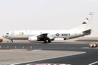 US Navy VX-1 Boeing P-8A 167956/JA at the Dubai Airshow (2013)
