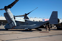 USMC VMM-764 Bell-Boeing MV-22B 165846/ML-05 at the Miramar Airshow (2014)