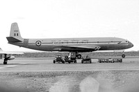 RAF 216 Squadron De Havilland Comet C.2 XK698 at El Adem