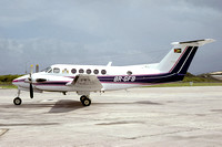 Guyana Government Beech King Air 200 8R-GFB (1979)
