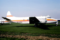 De Havilland Heron G-AXFH (1979)