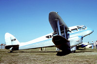 De Havilland Dragon Rapide VH-IAN (1980)