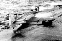 Royal Navy 719 Squadron Fairey Firefly AS.4 GN218