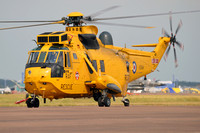 RAF 22 Squadron Westland Sea King HAR.3 XZ594 at RIAT Fairford (2015)
