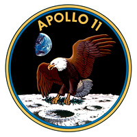 Apolloo 11 Mission Patch