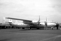British European Airways Airspeed Ambassador G-ALZP