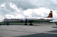 Interflug Ilyushin Il-18 DM-STC