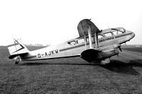 Westair's De Havilland Dragon Rapide G-AJKW (1959)