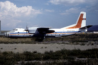 Mongolia Antonov An-30 MAY-1506 (1999)