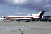 Czechoslovak Government Ilyushin Tu-154M OK-BYC (1986)