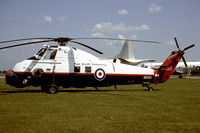 RAE Westland Wessex HC.2 XR503 at IAT Boscombe Down (1992)