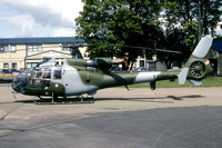 AAC 1 Regiment Westland Gazelle AH.1 XX384 (1992)