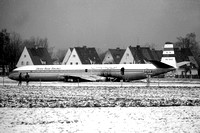 United Arab Airlines De Havilland Comet 4C SU-ALE crashed at Munich (1970)