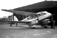 Lancashire Aircraft Corporation De Havilland Dragon Rapide G-ALKY