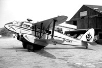 Automobile Association De Havilland Dragon Rapide G-AHKV