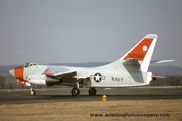 The Aviation Photo Company: A-3 Skywarrior (Douglas) &emdash; US Navy Naval Air Test Center Douglas A-3A Skywarrior 142246 (1976)