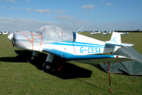 Jodel DR.1050 G-CESA at Sywell (2013)