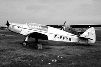 De Havilland Moth Minor F-PFYR (1959)