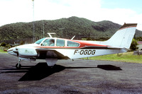 Air Foyal Beech Baron F-OGDG (1979)
