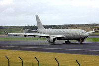 RAF 10/101 Squadron Airbus Voyager KC.3 ZZ338 at Lajes (2015)