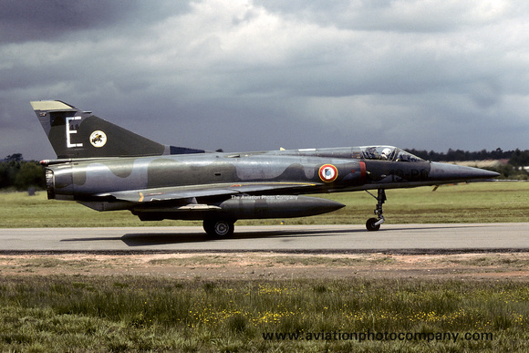 The Aviation Photo Company: Latest Additions &emdash; French Air Force EC13/2 Dassault Mirage 5F 48/13-PO (1980)