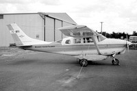 Missionary Aviation Fellowship Cessna 206 P2-PFH (1975)