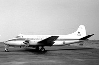 Ghanaian Air Force De Havilland Heron 502 (1965)