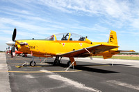 US Navy TAW-5 Beechcraft T-6B 166064 at NAS Whiting Field (2013)