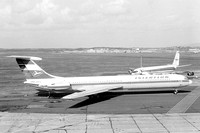 Interflug Ilyushin Il-62 DM-SEH (1977)