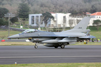 Iraqi Air Force GD F-16IQ Fighting Falcon IAF1614 at Lajes (2016)
