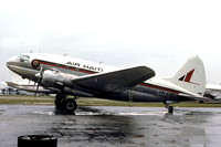 Air Haiti Curtiss C-46 HH-AHD (1978)