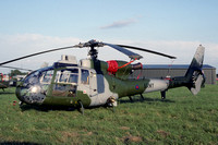 AAC Silver Eagles Westland Gazelle AH.1 XZ344 (1993)