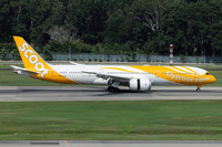 Scoot Airlines Boeing 787-9 9V-OJC (2015)