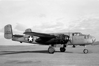 USAF North American B-25J Mitchell 44-28925