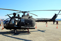 South Korean Army MBB Bo105CBS 200005 at the Sacheon Air Show (11.10.15)