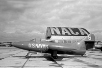 US Navy Blue Angels Grumman F-9B 123818