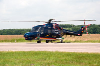 German Navy MFG5 Westland Lynx 88 83+20 at the Volkel Airshow (2013)