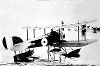 Royal Flying Corps Sopwith Baby on Floats
